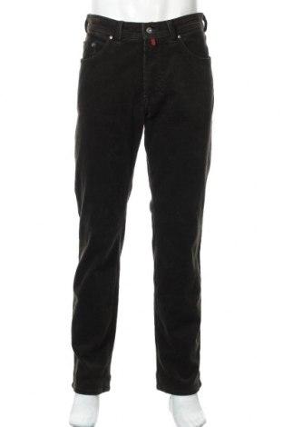 Мъжки джинси Pierre Cardin, Размер M, Цвят Кафяв, 99% памук, 1% еластан, Цена 36,86лв.