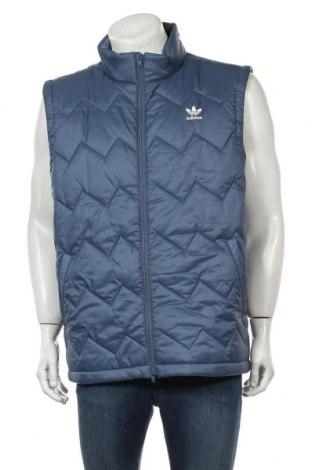 Мъжки елек Adidas Originals, Размер XL, Цвят Син, Полиестер, Цена 83,25лв.