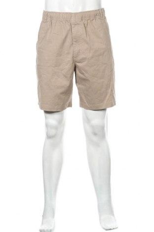 Pantaloni scurți de bărbați, Mărime M, Culoare Bej, Preț 29,84 Lei
