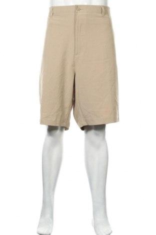 Мъжки къс панталон Ben Hogan, Размер XXL, Цвят Бежов, 94% полиестер, 6% еластан, Цена 6,04лв.