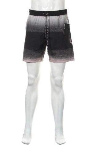 Ανδρικό κοντό παντελόνι Hurley, Μέγεθος M, Χρώμα Πολύχρωμο, 92% πολυεστέρας, 8% ελαστάνη, Τιμή 34,41€