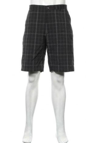 Мъжки къс панталон Kirkland, Размер XL, Цвят Черен, 95% полиестер, 5% еластан, Цена 4,38лв.