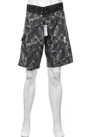 Ανδρικό κοντό παντελόνι Koroshi, Μέγεθος M, Χρώμα Μαύρο, Πολυεστέρας, Τιμή 18,95€