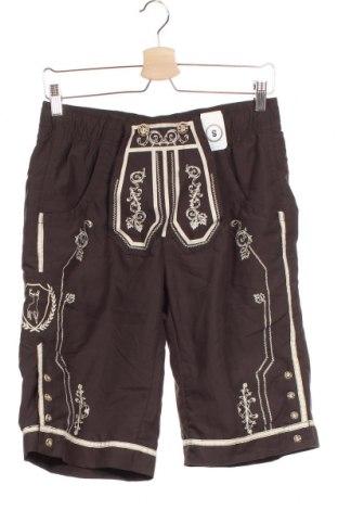 Мъжки къс панталон Land Haus, Размер S, Цвят Сив, Полиестер, Цена 29,30лв.