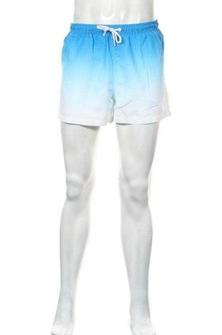 Мъжки къс панталон Lft, Размер M, Цвят Син, 100% полиестер, Цена 22,62лв.