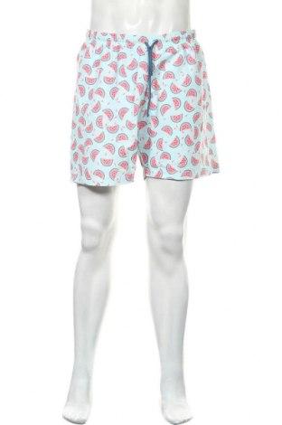 Ανδρικό κοντό παντελόνι Little Celebs, Μέγεθος L, Χρώμα Πολύχρωμο, Πολυεστέρας, Τιμή 16,24€