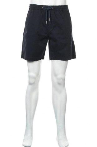 Мъжки къс панталон Lois, Размер M, Цвят Син, 98% памук, 2% еластан, Цена 24,15лв.