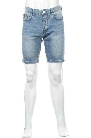 Мъжки къс панталон Lois, Размер M, Цвят Син, 99% памук, 1% еластан, Цена 40,02лв.