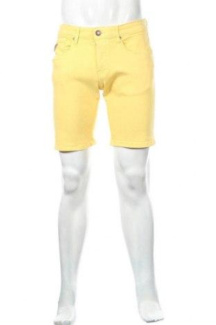 Pánské kraťasy Lois, Velikost M, Barva Žlutá, 99% bavlna, 1% elastan, Cena  300,00Kč