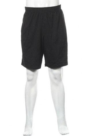 Ανδρικό κοντό παντελόνι Rbx, Μέγεθος L, Χρώμα Μαύρο, Πολυεστέρας, Τιμή 4,68€