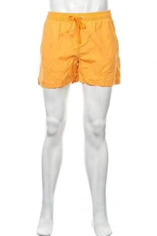 Ανδρικό κοντό παντελόνι Scalpers, Μέγεθος L, Χρώμα Πορτοκαλί, 52% βαμβάκι, 48% πολυαμίδη, Τιμή 30,54€