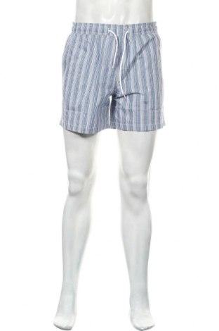 Ανδρικό κοντό παντελόνι Silbon, Μέγεθος M, Χρώμα Μπλέ, 50% πολυαμίδη, 50% βαμβάκι, Τιμή 17,78€