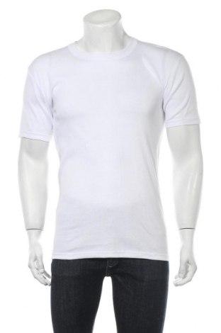 Мъжки комплект Rapife, Размер L, Цвят Бял, Памук, Цена 18,40лв.