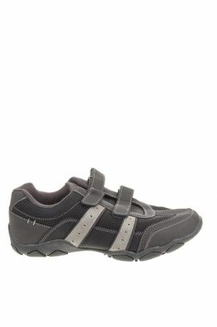 Мъжки обувки Brilliant, Размер 43, Цвят Сив, Еко кожа, Цена 35,28лв.