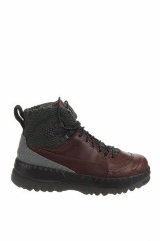 Мъжки обувки Camper, Размер 42, Цвят Кафяв, Естествена кожа, текстил, полиуретан, Цена 328,00лв.