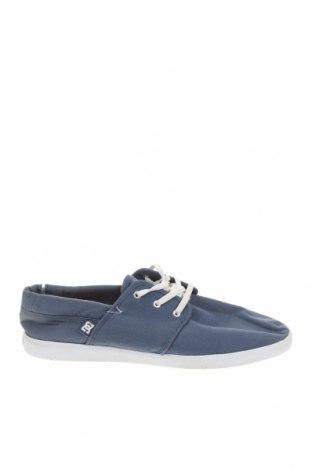 Мъжки обувки DC Shoes, Размер 47, Цвят Син, Текстил, Цена 35,28лв.