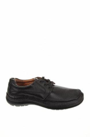 Pánské boty Hush Puppies, Velikost 45, Barva Černá, Pravá kůže, Cena  727,00Kč
