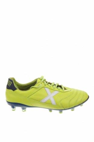 Ανδρικά παπούτσια Munich, Μέγεθος 42, Χρώμα Πράσινο, Γνήσιο δέρμα, Τιμή 19,73€