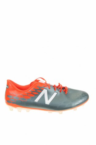 Мъжки обувки New Balance, Размер 42, Цвят Сив, Еко кожа, Цена 40,32лв.