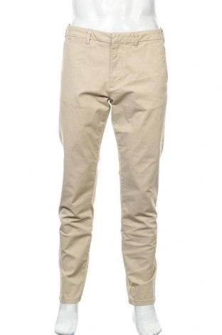 Ανδρικό παντελόνι Lft, Μέγεθος L, Χρώμα  Μπέζ, 98% βαμβάκι, 2% ελαστάνη, Τιμή 13,13€