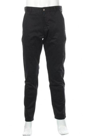 Мъжки панталон Lois, Размер M, Цвят Черен, 98% памук, 2% еластан, Цена 39,27лв.
