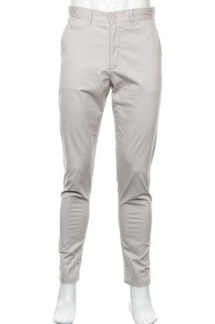 Мъжки панталон Lois, Размер M, Цвят Сив, 96% памук, 4% еластан, Цена 24,03лв.