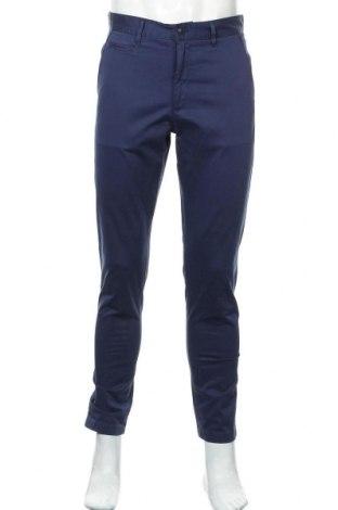 Мъжки панталон Lois, Размер M, Цвят Син, 96% памук, 4% еластан, Цена 24,03лв.