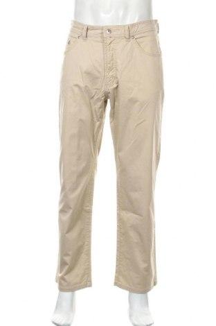 Мъжки панталон Pierre Cardin, Размер L, Цвят Бежов, 96% памук, 4% еластан, Цена 10,24лв.