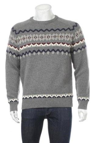 Мъжки пуловер Christian Berg, Размер M, Цвят Сив, Цена 19,44лв.