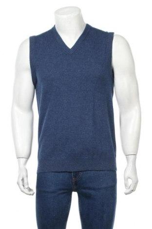 Ανδρικό πουλόβερ Just Cashmere, Μέγεθος M, Χρώμα Μπλέ, Κασμίρι, Τιμή 22,41€