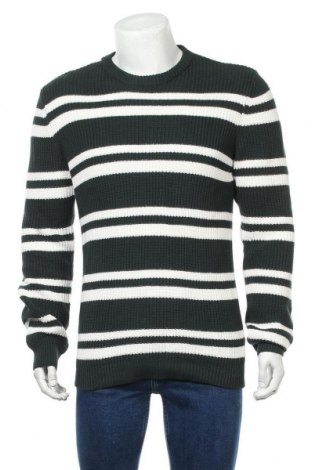 Мъжки пуловер Lft, Размер L, Цвят Зелен, Памук, Цена 31,28лв.