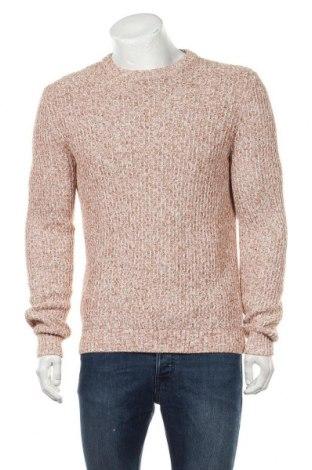 Мъжки пуловер Lft, Размер M, Цвят Кафяв, Памук, Цена 28,06лв.