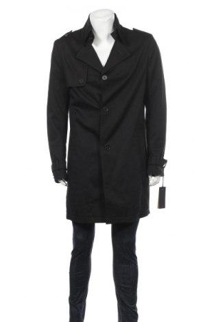 Pánský přechodný kabát  Drykorn for beautiful people, Velikost XL, Barva Černá, 97% bavlna, 3% elastan, Cena  1119,00Kč
