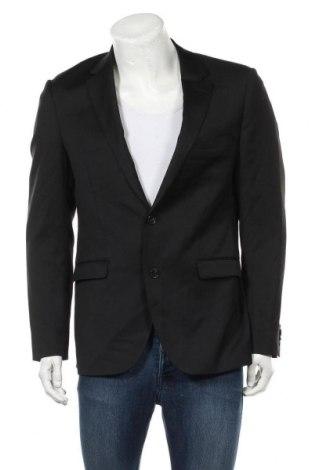 Ανδρικό σακάκι, Μέγεθος L, Χρώμα Μαύρο, Τιμή 22,81€