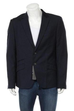 Ανδρικό σακάκι Antony Morato, Μέγεθος XL, Χρώμα Μπλέ, 70% πολυεστέρας, 30% βισκόζη, Τιμή 101,22€