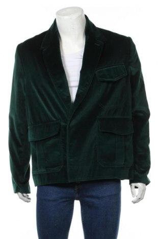 Ανδρικό σακάκι Band of Outsiders, Μέγεθος L, Χρώμα Πράσινο, Βαμβάκι, Τιμή 101,22€