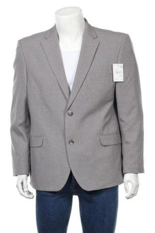 Мъжко сако Canda, Размер XL, Цвят Сив, Полиестер, Цена 14,18лв.