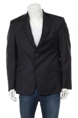 Pánské sako  Cortefiel, Velikost XL, Barva Modrá, Vlna, Cena  780,00Kč