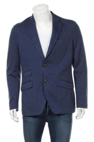 Ανδρικό σακάκι El Ganso, Μέγεθος L, Χρώμα Μπλέ, 50% βαμβάκι, 50% πολυεστέρας, Τιμή 101,22€