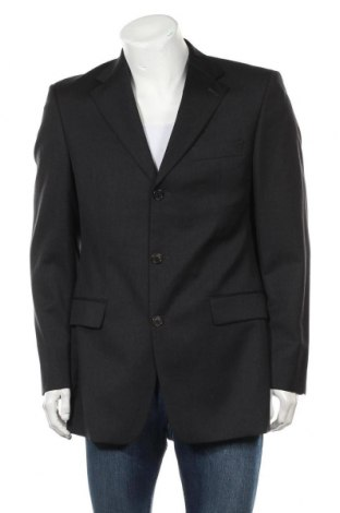 Мъжко сако Hugo Boss, Размер M, Цвят Черен, Вълна, Цена 91,50лв.