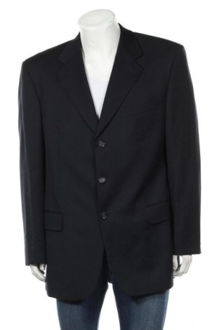 Ανδρικό σακάκι Yves Saint Laurent, Μέγεθος XL, Χρώμα Μπλέ, Μαλλί, Τιμή 75,71€