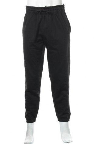 Pantaloni trening de bărbați Lft, Mărime L, Culoare Negru, 52% poliester, 48% bumbac, Preț 52,50 Lei