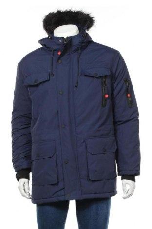 Ανδρικό μπουφάν Canadian Peak, Μέγεθος M, Χρώμα Μπλέ, Πολυαμίδη, Τιμή 39,01€