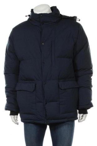 Pánská bunda  House Of Paul Rosen, Velikost XL, Barva Modrá, Polyester, peří, Cena  2537,00Kč