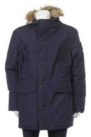Pánská bunda  Timberland, Velikost XXL, Barva Modrá, Polyamide, peří, Cena  2125,00Kč