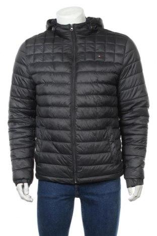 Ανδρικό μπουφάν Tommy Hilfiger, Μέγεθος L, Χρώμα Μπλέ, Πολυαμίδη, Τιμή 195,36€