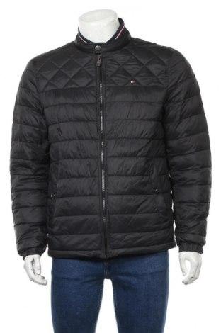 Ανδρικό μπουφάν Tommy Hilfiger, Μέγεθος L, Χρώμα Μαύρο, Πολυαμίδη, Τιμή 148,97€