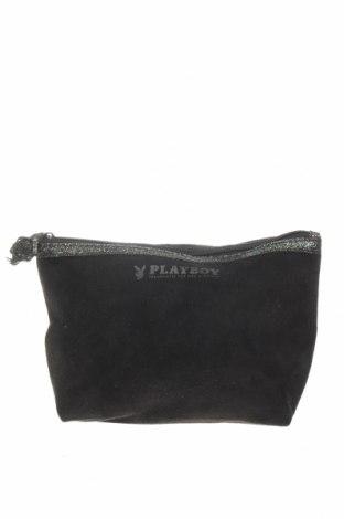 Kosmetický kufřík  Playboy, Barva Černá, Textile , Cena  212,00Kč