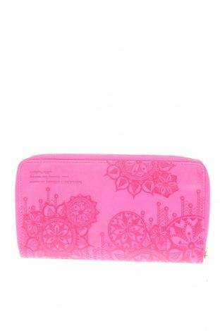 Peněženka, Barva Růžová, Eko kůže, Cena  364,00Kč