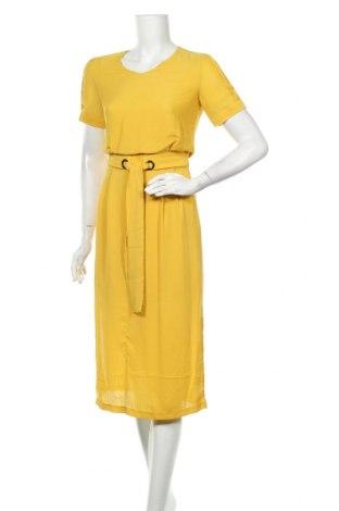 Φόρεμα, Μέγεθος S, Χρώμα Κίτρινο, Πολυεστέρας, Τιμή 19,74€